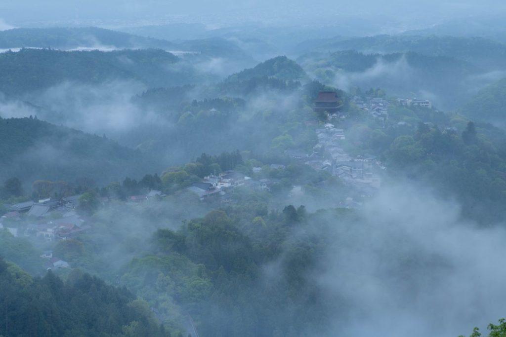 奈良県吉野町金峯山寺