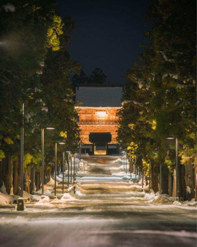 青森県 市町村別の寺院