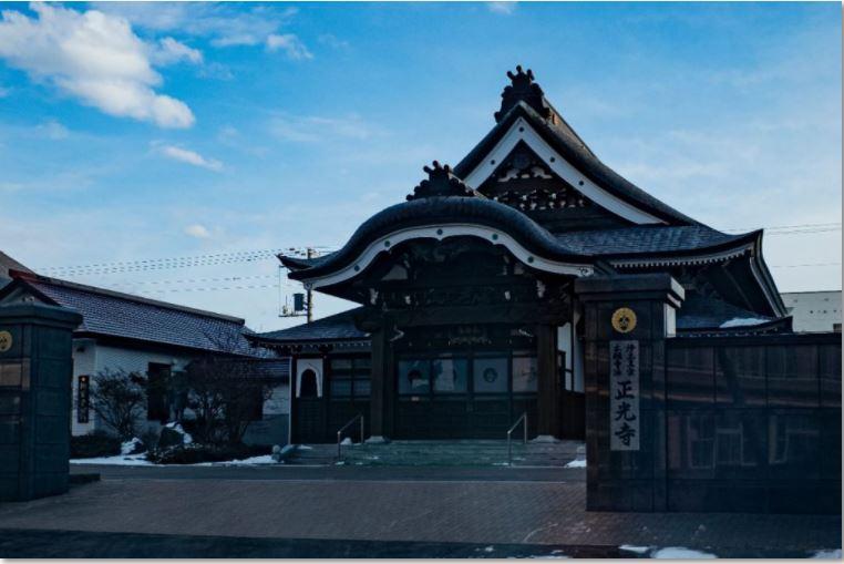 北海道 市町村別の寺院