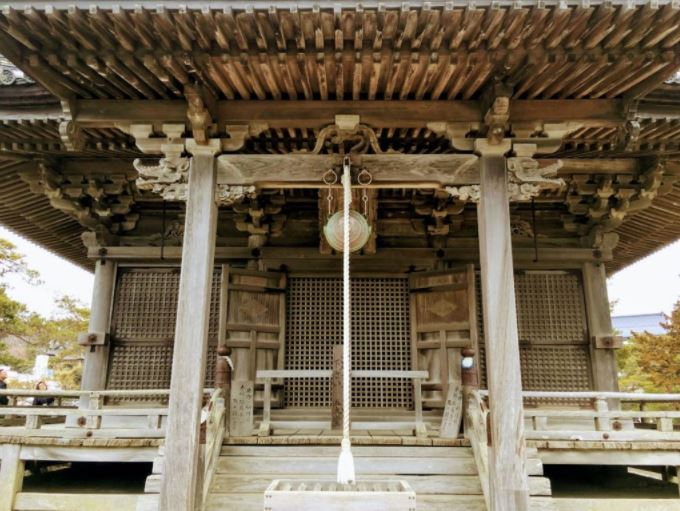宮城県 市町村別の寺院