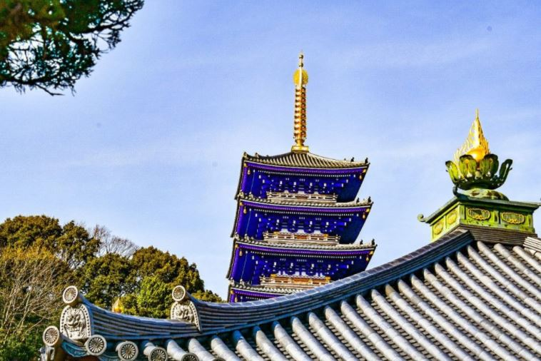 大本山中山寺