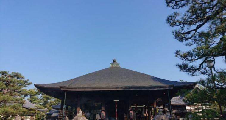 合格祈願のお寺